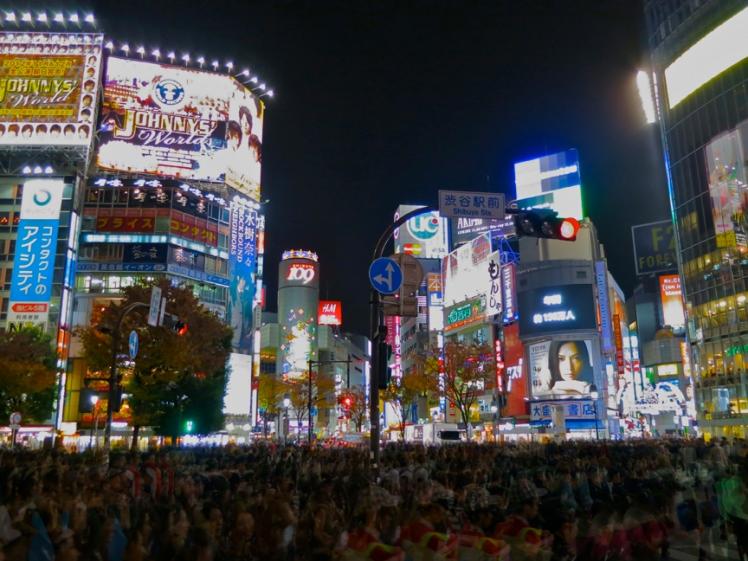 CrowdShibuya