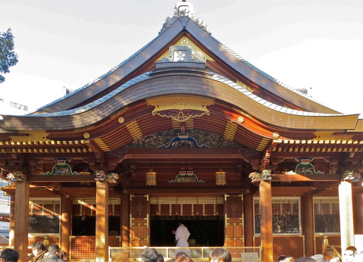 Shinto Shrine copy