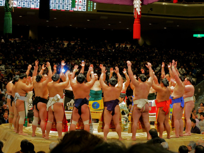 If you're lucky enough to be in Tokyo during the three 14-day sumo tournaments of the year, it's not to be missed. Details on dates & tickets here.