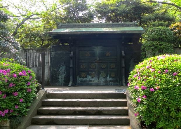 TokugawaGraves