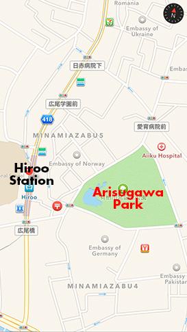 ArisugawaMap