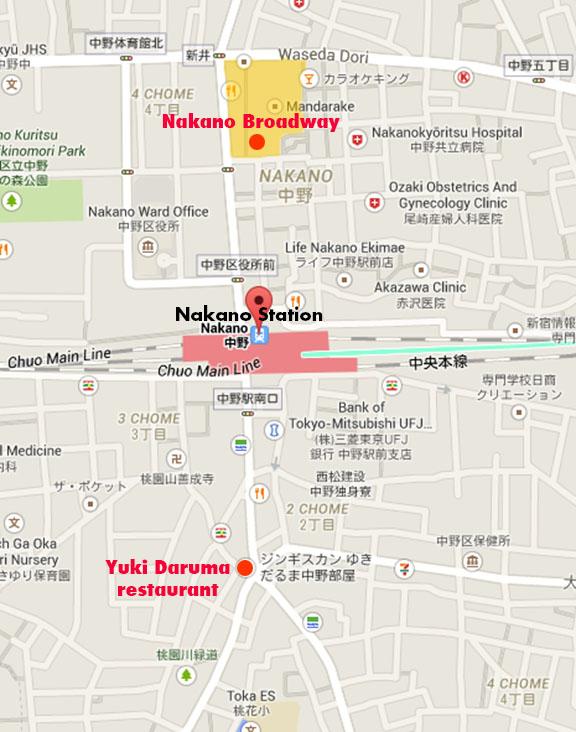 NakanoMap