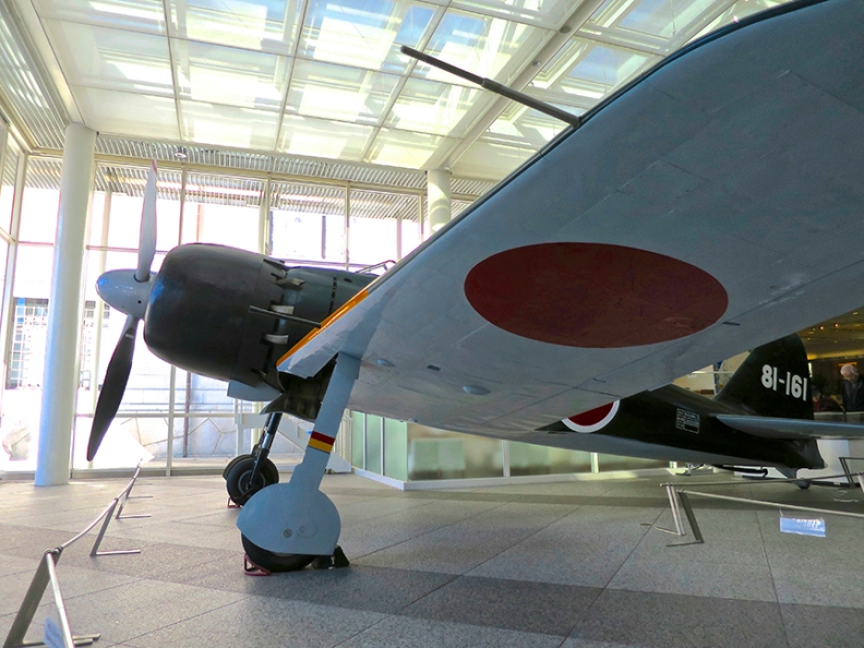 There's an extensive WWII museum on the grounds of the Yasukuni Shrine, with a fascinating collection of artifacts and weapons from the Japanese side.