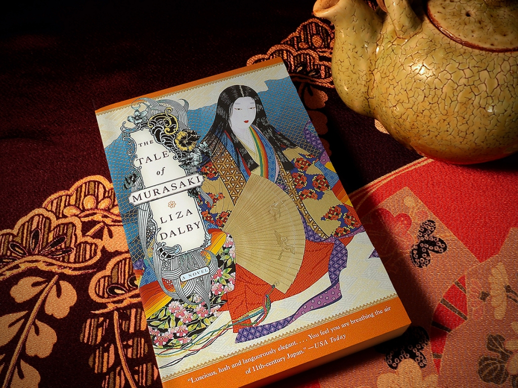 Cover of The Tale of Murasaki by Liza Dalby